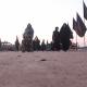 سوگواره سوم-عکس 36-محمد  آهنگر-پیاده روی اربعین از نجف تا کربلا