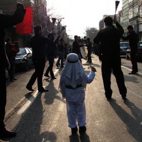 سوگواره چهارم-عکس 99-احمدرضا کریمی-آیین های عزاداری