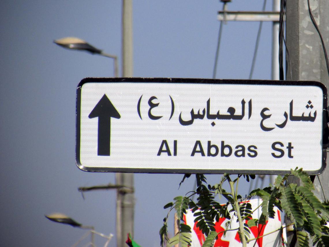 سوگواره سوم-عکس 7-امین رحیم آبادی-پیاده روی اربعین از نجف تا کربلا
