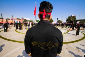 سوگواره پنجم-عکس 58-سعید دانشور-جلسه هیأت