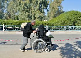 سوگواره چهارم-عکس 54-سید محمد جواد صدری-پیاده روی اربعین از نجف تا کربلا