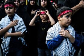 هشتمین سوگواره عاشورایی عکس هیأت-بهنام عافي-بخش اصلی-سوگواری بر خاندان عصمت(ع)