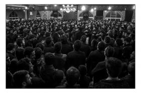 سوگواره پنجم-عکس 3-عمار رحمانی-جلسه هیأت