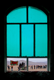 سوگواره دوم-عکس 10-امیر عنایتی-جلسه هیأت فضای بیرونی
