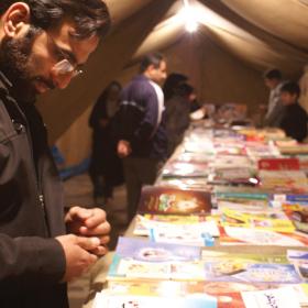 سوگواره سوم-عکس 16-محمد رهنما فلاورجانی-جلسه هیأت فضای بیرونی