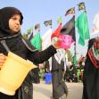 سوگواره پنجم-عکس 3-احسان مهدیان-پیاده روی اربعین از نجف تا کربلا