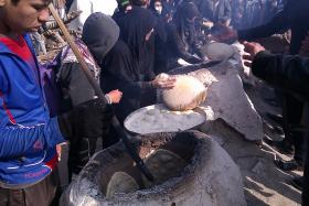 سوگواره سوم-عکس 9-محمد وحيدي-پیاده روی اربعین از نجف تا کربلا