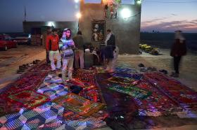 سوگواره سوم-عکس 54-محمدامین غفاری-پیاده روی اربعین از نجف تا کربلا