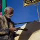 سوگواره چهارم-عکس 9-محمد شیخ میری-آیین های عزاداری