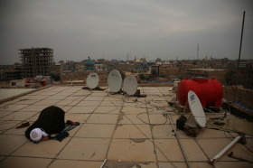 سوگواره پنجم-عکس 6-شعیب حسینی مقدم-پیاده روی اربعین از نجف تا کربلا