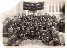 سوگواره دوم-عکس 1-محمد افشار-جلسه هیأت یادبود