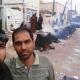 سوگواره چهارم-عکس 16-سید محمد حسین موسوی نژاد-پیاده روی اربعین از نجف تا کربلا