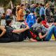 سوگواره پنجم-عکس 1-احسان جزینی-پیاده روی اربعین از نجف تا کربلا