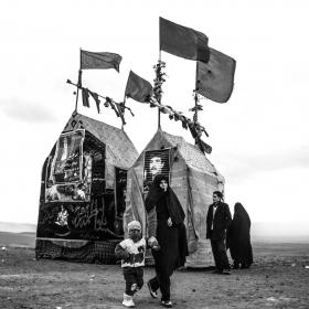 سوگواره چهارم-عکس 26-مرتضی امین الرعایایی-آیین های عزاداری