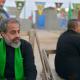 سوگواره چهارم-عکس 85-سید محمد جواد صدری-پیاده روی اربعین از نجف تا کربلا