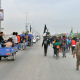 سوگواره چهارم-عکس 70-سید محمد جواد صدری-پیاده روی اربعین از نجف تا کربلا