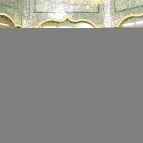 سوگواره سوم-پوستر 75-محمد حسن صلواتی-دکور هیأت