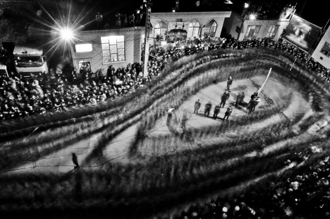 سوگواره چهارم-عکس 96-امیر حسین علیداقی-آیین های عزاداری