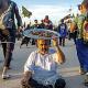 سوگواره چهارم-عکس 25-منا نیکوگفتار-پیاده روی اربعین از نجف تا کربلا