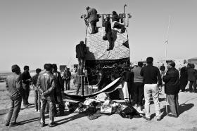 سوگواره چهارم-عکس 17-مرتضی امین الرعایایی-آیین های عزاداری