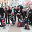 سوگواره سوم-عکس 1-سجاد بازرگان-پیاده روی اربعین از نجف تا کربلا