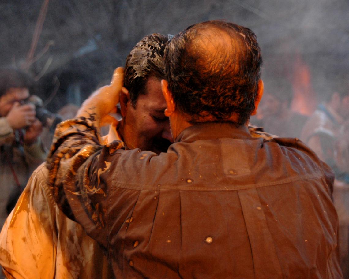 سوگواره دوم-عکس 10-مینا نوراللهی-جلسه هیأت فضای داخلی