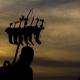 سوگواره پنجم-عکس 17-عباس مشهدی آقایی-پیاده روی اربعین از نجف تا کربلا