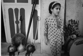 سوگواره سوم-عکس 136-حسین استوار -آیین های عزاداری