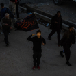 سوگواره سوم-عکس 62-روح اله پورسامانی-پیاده روی اربعین از نجف تا کربلا