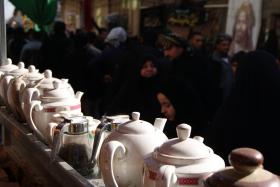 سوگواره سوم-عکس 80-محسن مرادی-پیاده روی اربعین از نجف تا کربلا