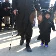 سوگواره دوم-عکس 10-مهسا ربیعی گندمان-پیاده روی اربعین از نجف تا کربلا