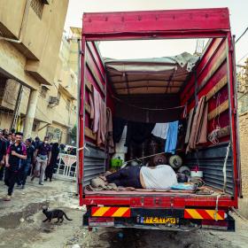 هشتمین سوگواره عاشورایی عکس هیأت-سید متین  هاشمی-بخش جنبی-پیاده روی اربعین حسینی