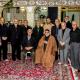 سوگواره چهارم-عکس 3-امیررضا آل یاسین فرید-جلسه هیأت یادبود