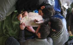 سوگواره دوم-پوستر 172-محمد کشاورز-پوستر اطلاع رسانی هیأت