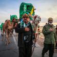 نهمین سوگواره عاشورایی عکس هیأت-پویا بیات-مجالس احیای امر اهلالبیت علیهمالسلام