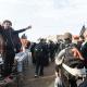 سوگواره پنجم-عکس 11-هادی دهقان بهابادی-پیاده روی اربعین از نجف تا کربلا