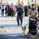 سوگواره چهارم-عکس 28-محمد رضا میثمی-پیاده روی اربعین از نجف تا کربلا