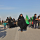 سوگواره چهارم-عکس 10-ناصر گل نظری-پیاده روی اربعین از نجف تا کربلا