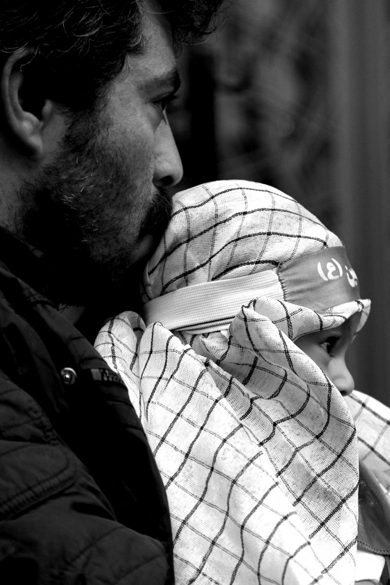 سوگواره سوم-عکس 102-علی ناصری-جلسه هیأت فضای بیرونی
