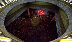 سوگواره پنجم-عکس 69-عبدالحسین بدرلو-جلسه هیأت
