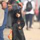 سوگواره چهارم-عکس 2-زینب  افشاری-پیاده روی اربعین از نجف تا کربلا