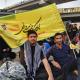 سوگواره چهارم-عکس 19-سید محمد حسین موسوی نژاد-پیاده روی اربعین از نجف تا کربلا