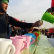 سوگواره پنجم-عکس 13-زهرا شهید-پیاده روی اربعین از نجف تا کربلا