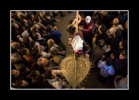 دومین سوگواره عاشورایی عکس هیأت-منصوره قلیچی-بخش اصلی -جلسه هیأت-فضای بیرونی جلسه هیأت