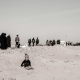 سوگواره چهارم-عکس 16-جواد پرست-پیاده روی اربعین از نجف تا کربلا