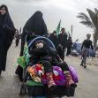 سوگواره سوم-عکس 49-محمدامین غفاری-پیاده روی اربعین از نجف تا کربلا
