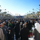 سوگواره چهارم-عکس 15-احمد جامه دارپور-پیاده روی اربعین از نجف تا کربلا