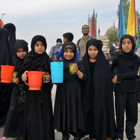 سوگواره چهارم-عکس 61-سید محمد جواد صدری-پیاده روی اربعین از نجف تا کربلا