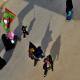 سوگواره چهارم-عکس 22-سید محمد جواد صدری-پیاده روی اربعین از نجف تا کربلا