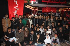 سوگواره دوم-عکس 4-محسن کریمی-جلسه هیأت یادبود